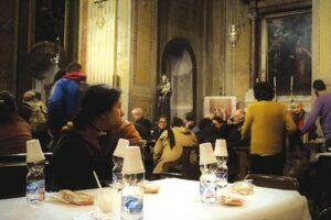 Mensa Casa della Misericordia Parrocchia Sant'Eustachio